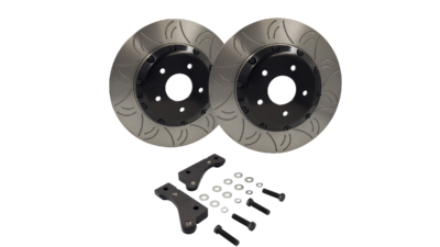 324mm Two Piece Front Brake Upgrade Kit